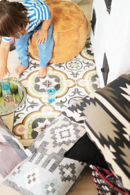 marockanskt kakel