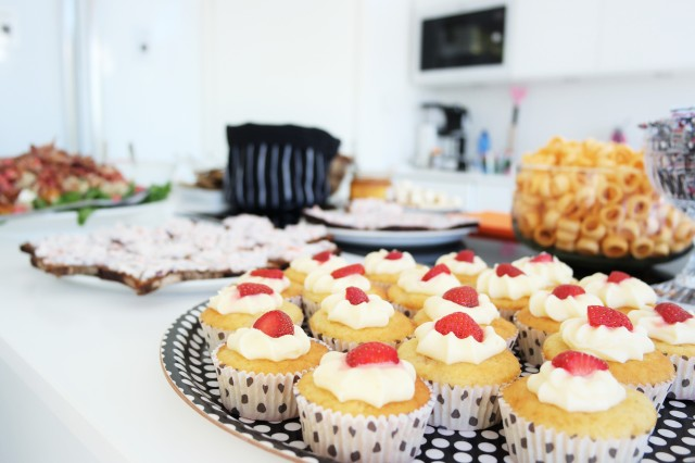 rabarberscupcakes