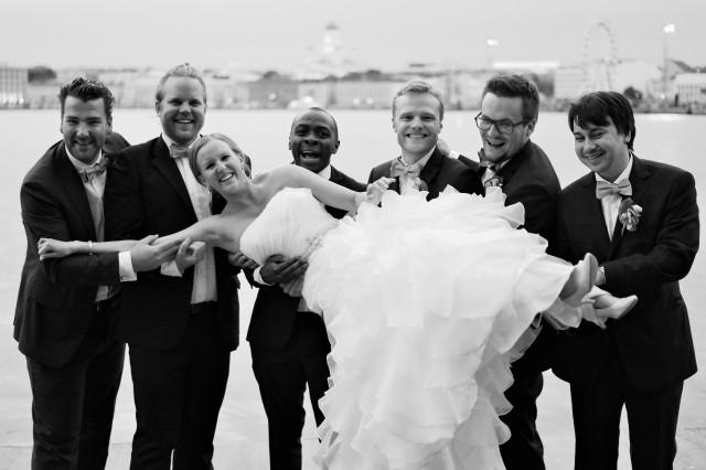 Bröllopsfotografering-Vasa