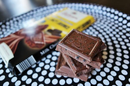 lidl choklad