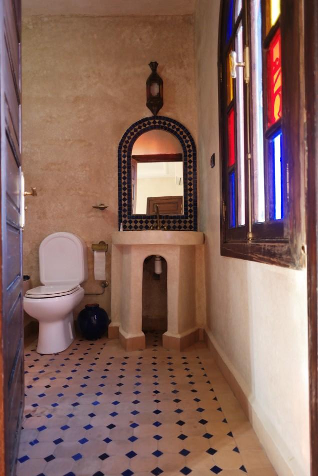 Marocko